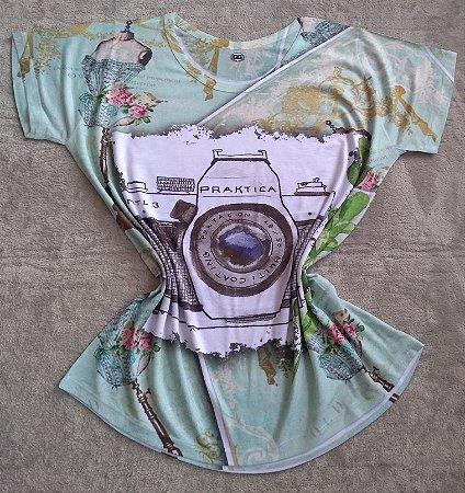 Blusa Feminina Para Revenda Câmera Grande