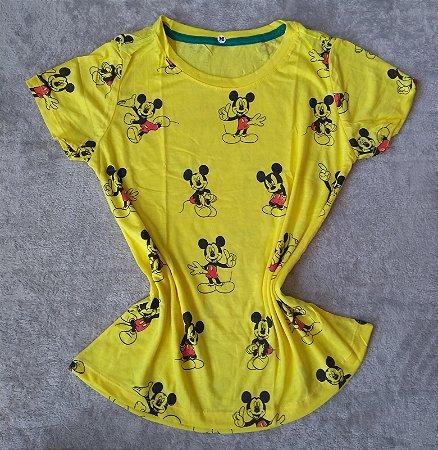 Blusa Feminina Para Revenda Mickeys
