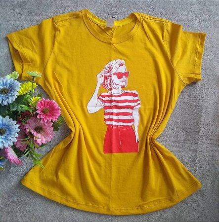 Blusa feminina para Revenda Woman