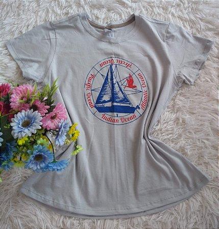 Blusa Feminina Para Revenda Barco