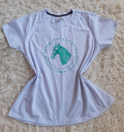 Blusa Feminina Para Revenda Zebra