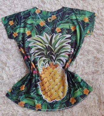Blusa Feminina no Atacado Abacaxi Grande
