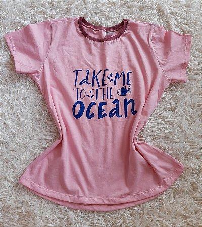 Blusinha Feminina no Atacado Ocean