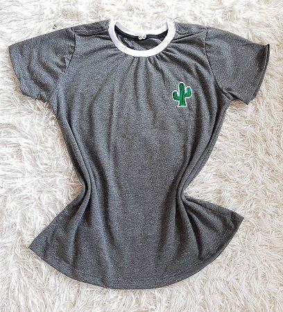 T Shirt Feminina No Atacado Cacto