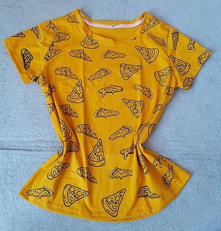 Blusa Feminina no Atacado Pizza