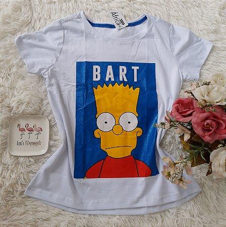 T-Shirt Feminina Para Revenda Bart