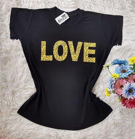 Blusa Feminina Para Revenda Love