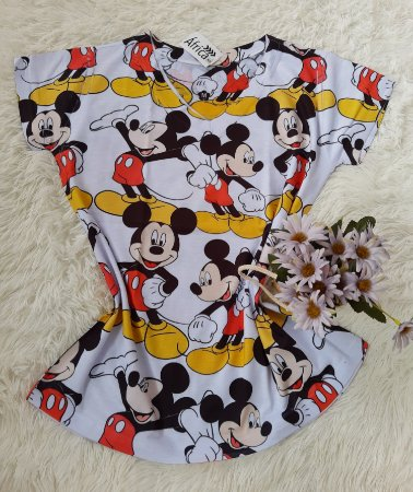Blusa Feminina no Atacado Mickeys