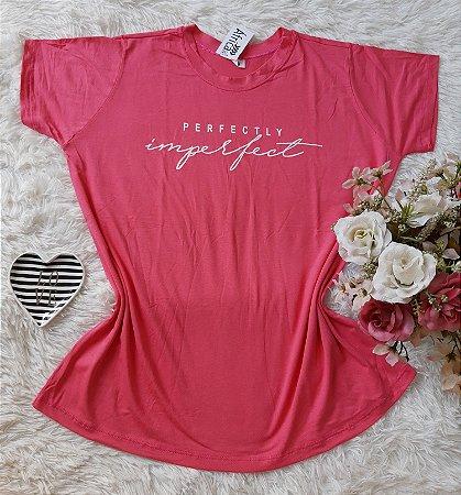 Tshirt Feminina Para Revenda Pefectly Imperfect