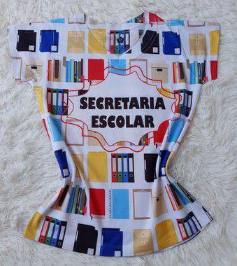 Tshirt Profissão no Atacado Secretaria Escolar