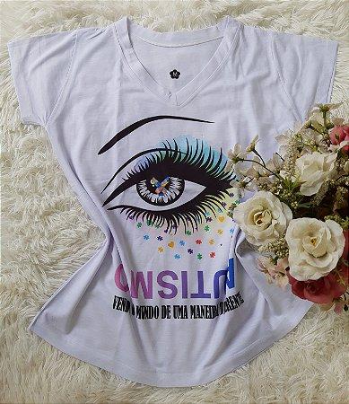 T-Shirt Profissão No Atacado Autismo