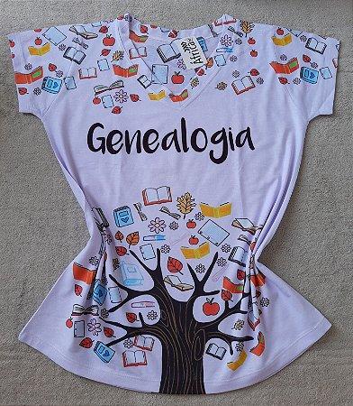Tee Profissão Para Revenda Genealogia