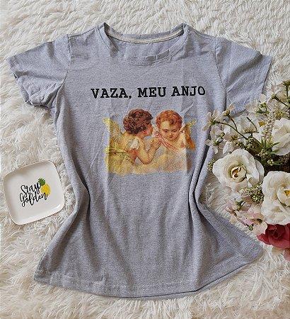 Blusa Feminina no Atacado Vaza Meu Anjo