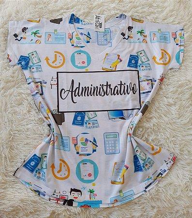 T-shirt Administrativo