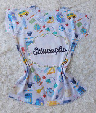 Tshirt Profissão no Atacado Educação