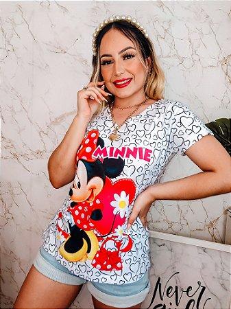 T-Shirt no Atacado Minnie Mouse