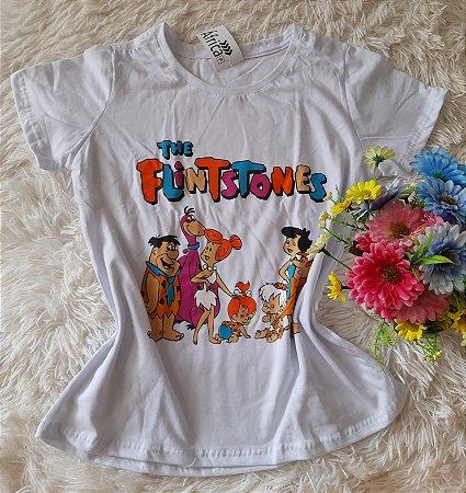 Blusinha Feminina No Atacado Flinstones