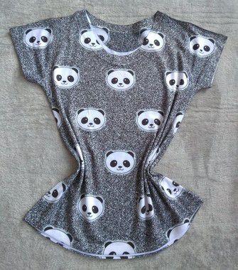 Blusinha Feminina Para Revenda Pandas Rostos