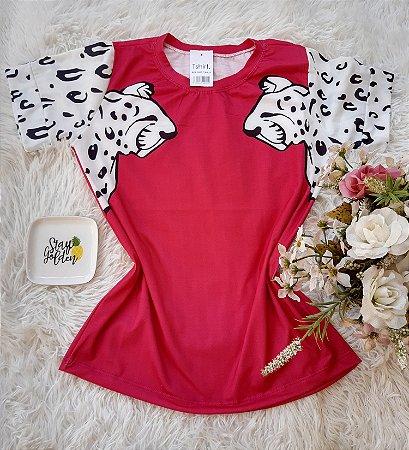 T-Shirt Feminina Tigres