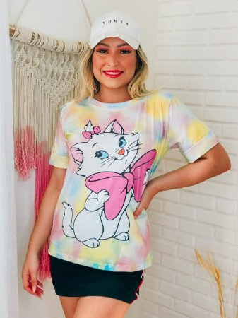 T-Shirt Feminina Marie