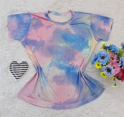 T Shirt no Atacado  Tie Dye