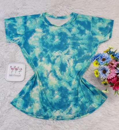 T Shirt No Atacado Tie Dye