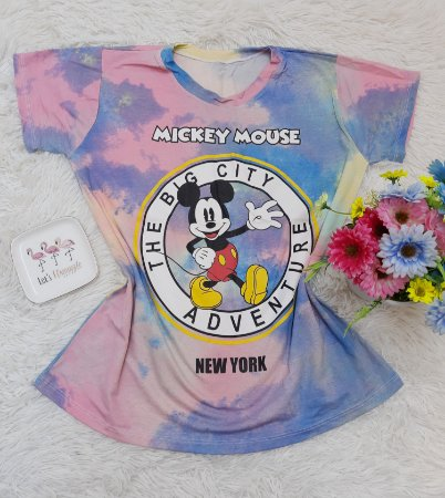 TShirt Mickey Mouse Tie Dye
