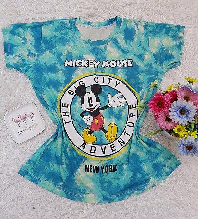 T-Shirt Mickey Mouse Tie Dye