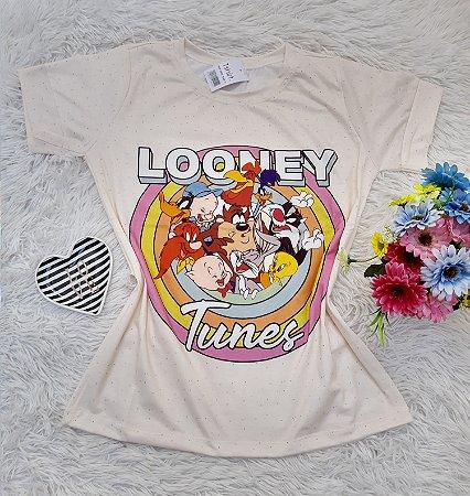 T-Shirt No Atacado Looney Tunes