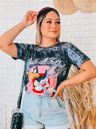 T-Shirt No Atacado Turma Pernalonga