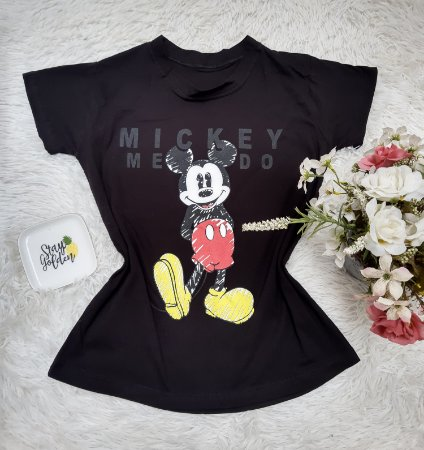 Tee No Atacado Mickey Grande 1