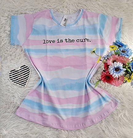 Camiseta No Atacado Love