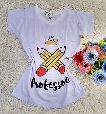T-Shirt Profissão Professora