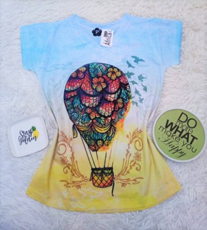T-Shirt No Atacado Balao
