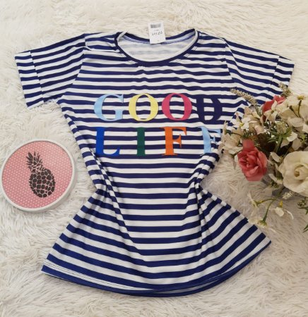 T-Shirt No Atacado Good Life