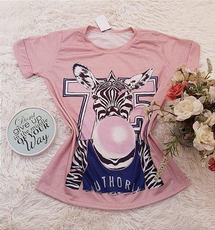 T-Shirt No Atacado Zebra