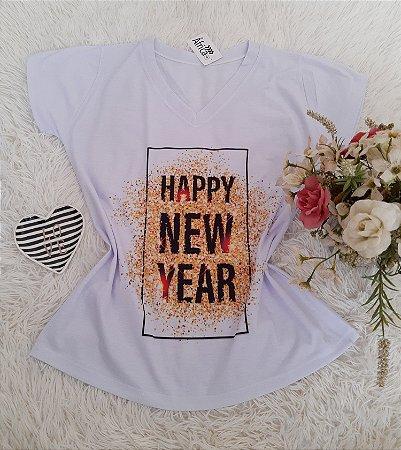 T-Shirt No Atacado Happy
