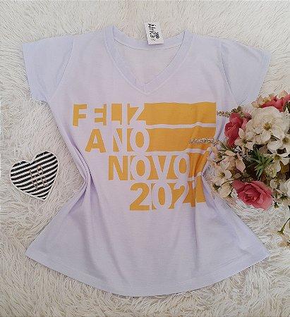 T-Shirt No Atacado Feliz Ano Novo