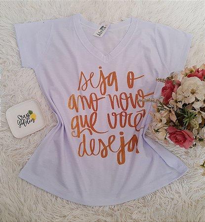 T-Shirt No Atacado Desejo