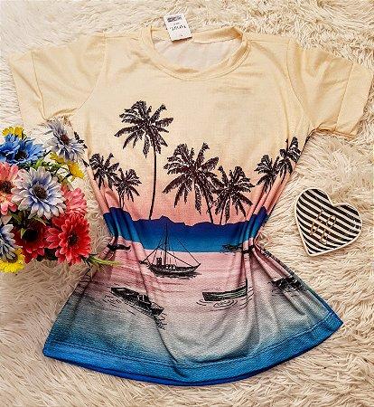 T-Shirt No Atacado Coqueiro