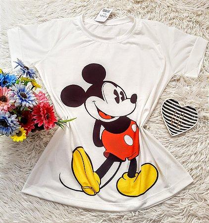 T-Shirt No Atacado Mickey Grande