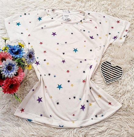 T-Shirt No Atacado Estrela
