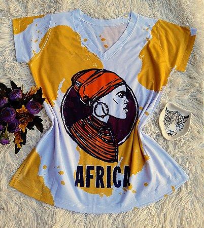 Blusa Feminina no Atacado Africa Woman
