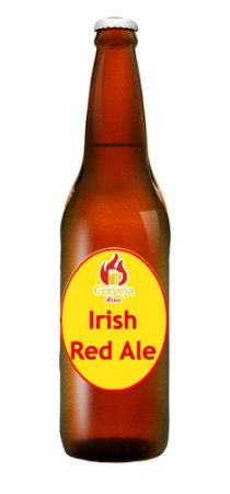 RECEITA IRISH RED ALE