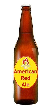 RECEITA AMERICAN RED ALE