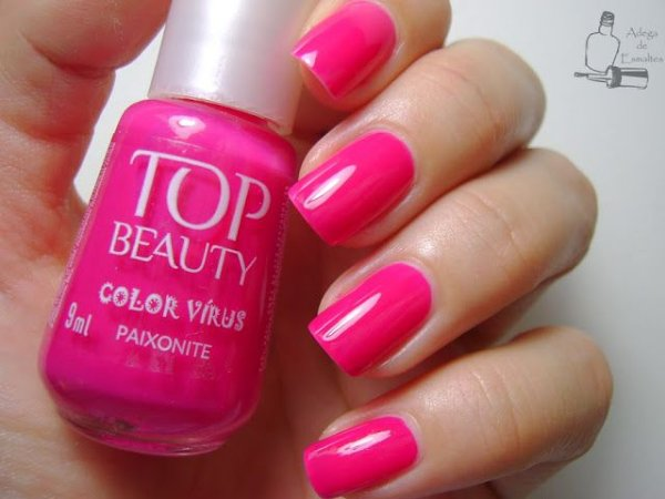 Esmalte PAIXONITE - Top Beauty