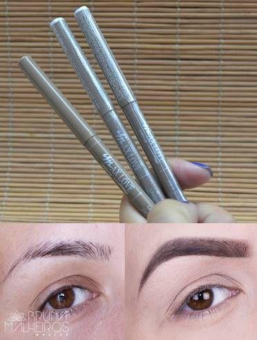 Lápis retrátil para sobrancelhas - cor universal - MAX LOVE