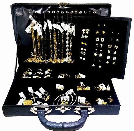 Semi joias para Revenda em Atacado Kit Silver com 70 Peças