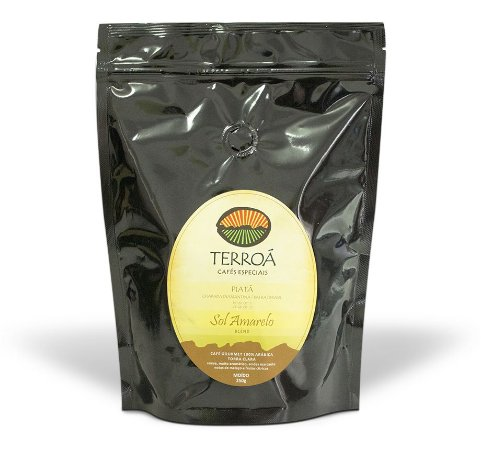 Terroá Cafés Especiais - Blend Sol Amarelo