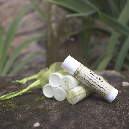 Protetor Labial Natural Cheiro de Mato